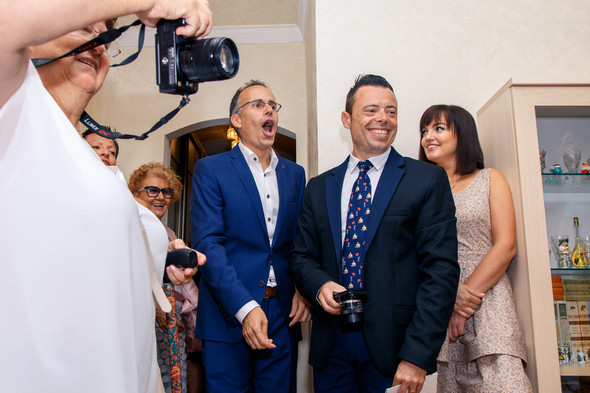 Свадьба Оскара и Анны - фото №5