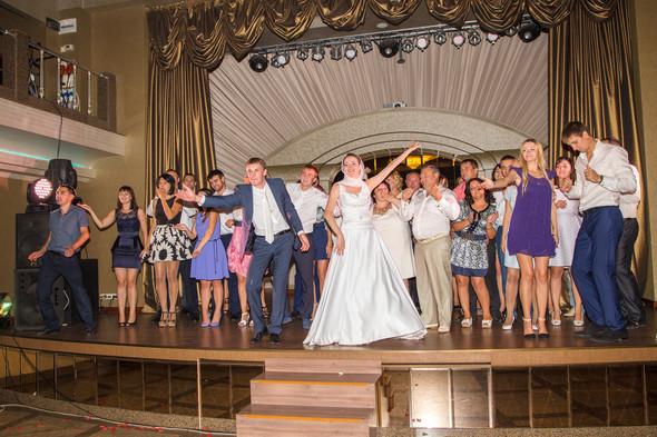 Свадьба Вадима и Наталии - фото №35