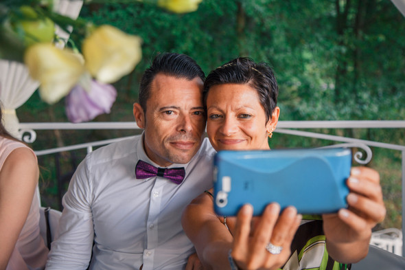 Свадьба Оскара и Анны - фото №30