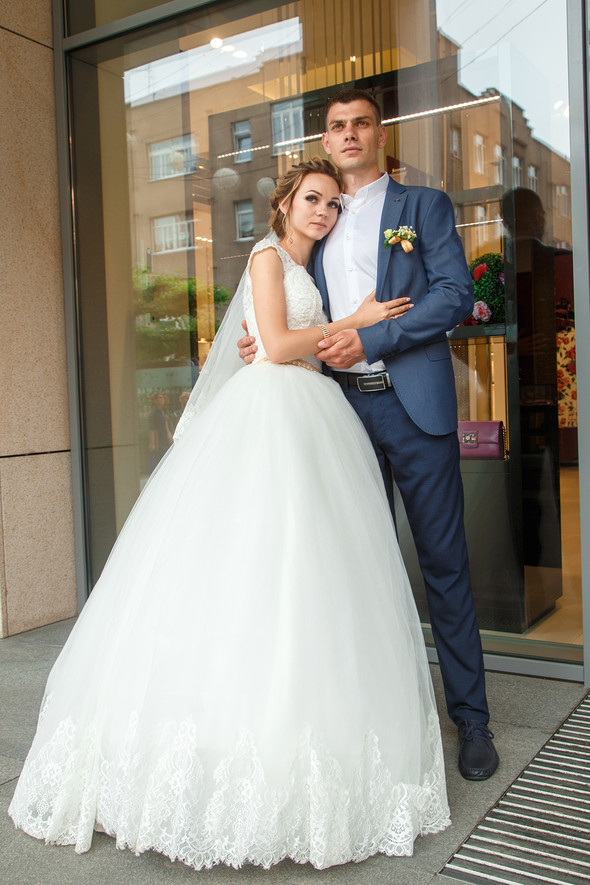 Свадьба Дмитрия и Илоны - фото №19