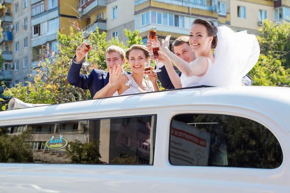 Свадьба Вадима и Наталии - фото №2
