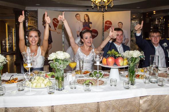 Свадьба Вадима и Наталии - фото №19