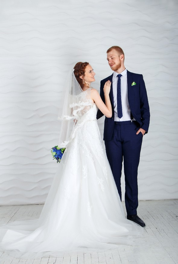 Свадебная прогулка Виктории и Владислава - фото №9