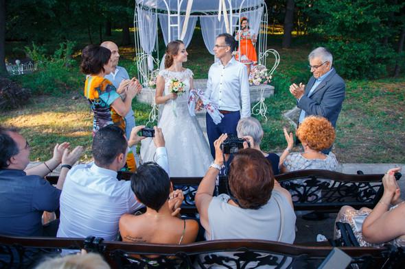 Свадьба Оскара и Анны - фото №26