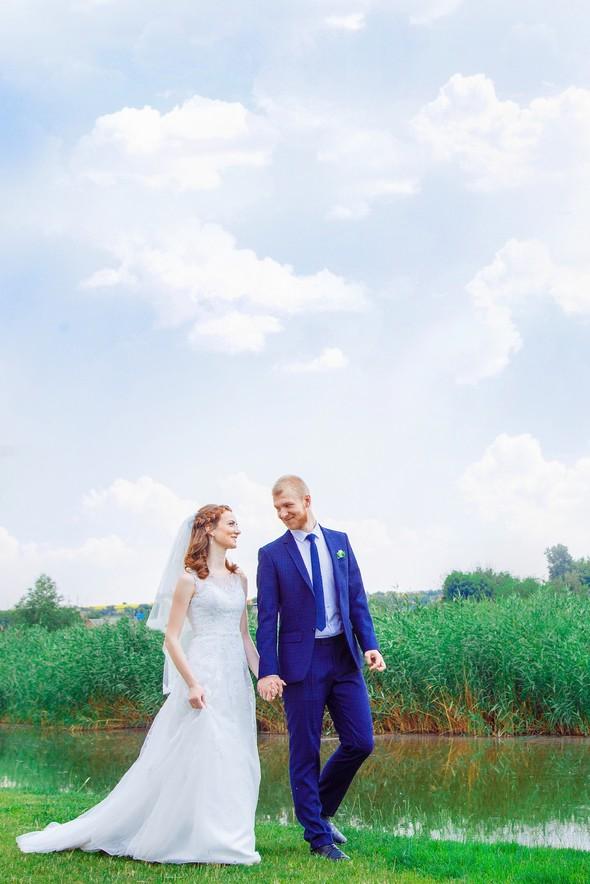 Свадебная прогулка Виктории и Владислава - фото №7