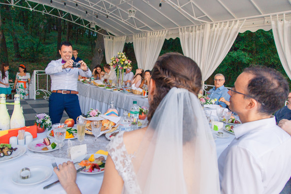 Свадьба Оскара и Анны - фото №31