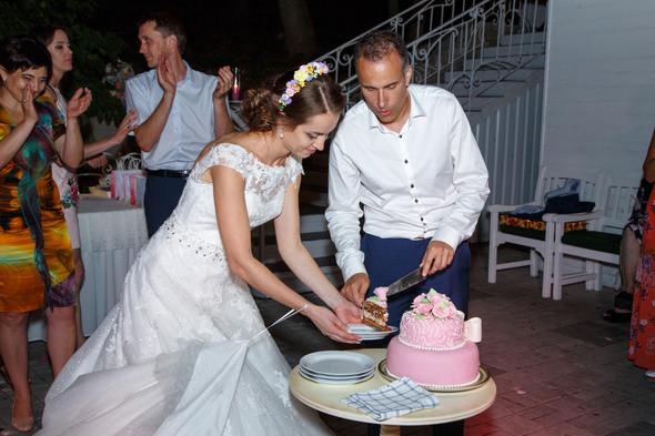 Свадьба Оскара и Анны - фото №48