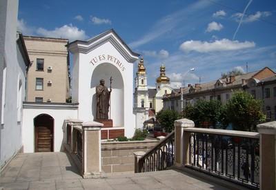 Капуцинский храм-костел Пресвятой Девы Марии Ангельской - фото 1