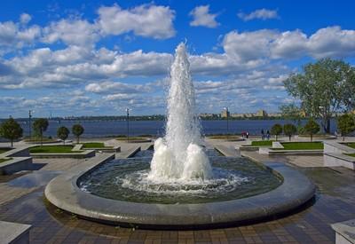 Парк имени Шевченко и Монастырский остров - портфолио 4