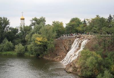 Парк имени Шевченко и Монастырский остров - фото 3
