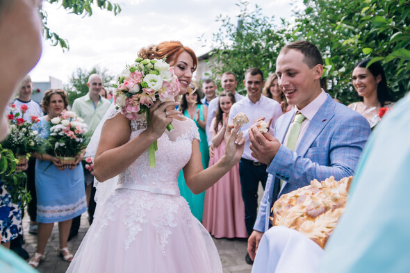 Wedding day | Артём & Наташа - фото №14