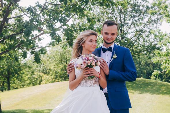 Wedding day M&D - фото №28