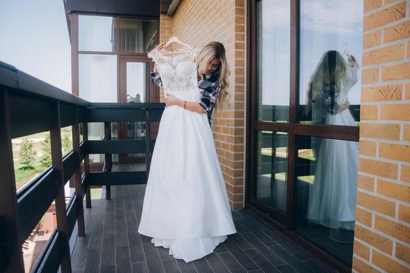 Wedding day M&D - фото №15