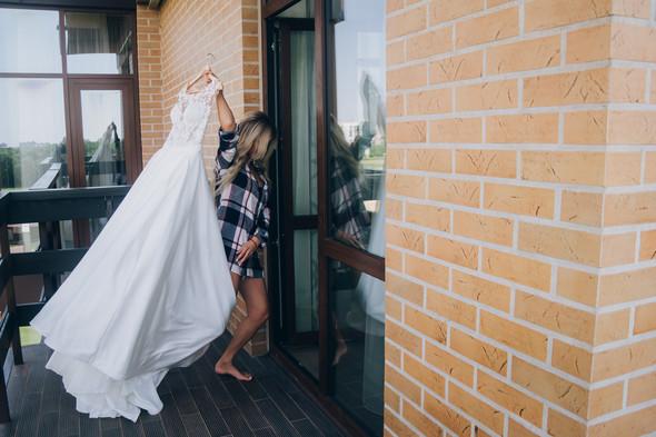Wedding day M&D - фото №16