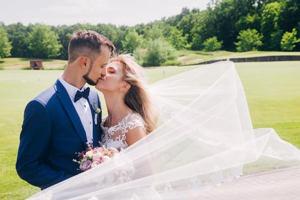 Wedding day M&D - фото №34