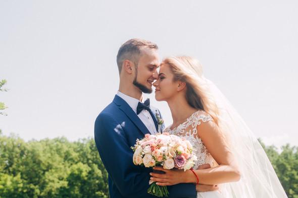 Wedding day M&D - фото №30