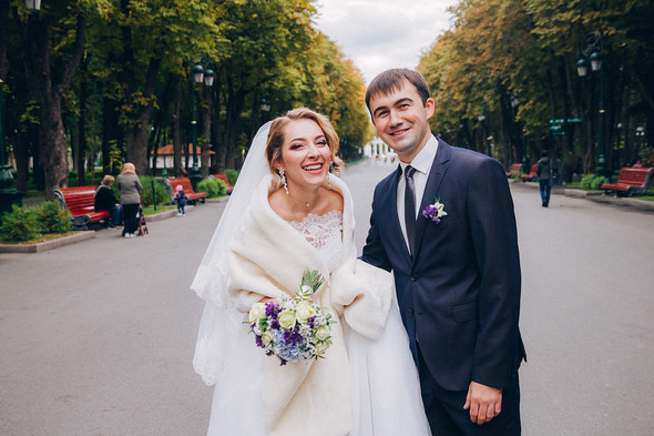 Wedding day K&V - фото №19