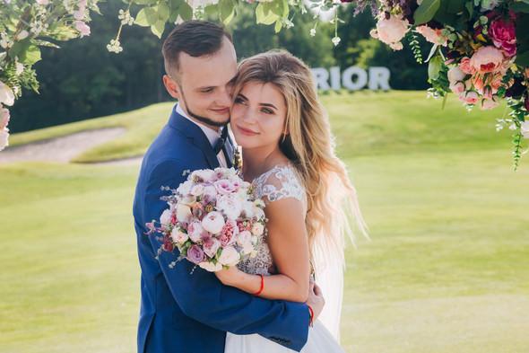 Wedding day M&D - фото №50