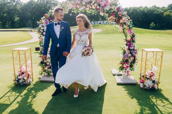 Wedding day M&D - фото №54