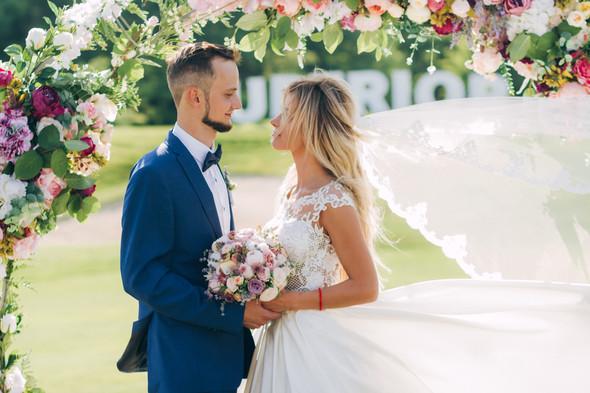 Wedding day M&D - фото №46