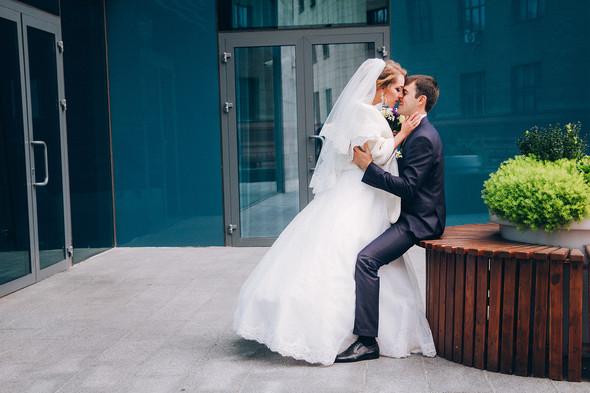 Wedding day K&V - фото №25