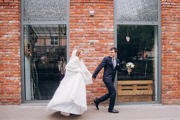 Wedding day K&V - фото №37