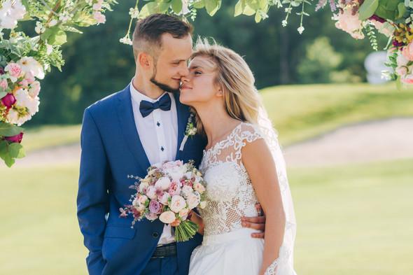 Wedding day M&D - фото №45