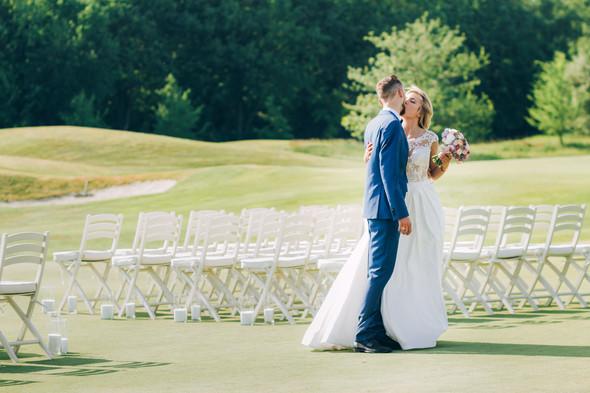 Wedding day M&D - фото №55