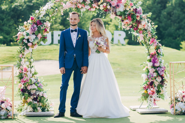 Wedding day M&D - фото №44