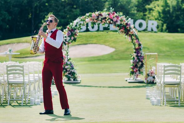 Wedding day M&D - фото №40