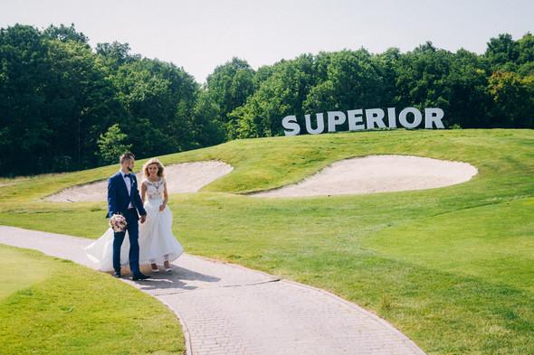 Wedding day M&D - фото №36