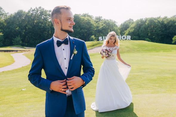 Wedding day M&D - фото №52