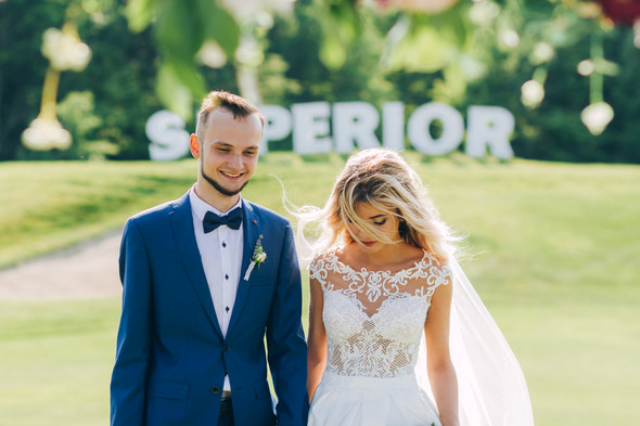 Wedding day M&D - фото №53