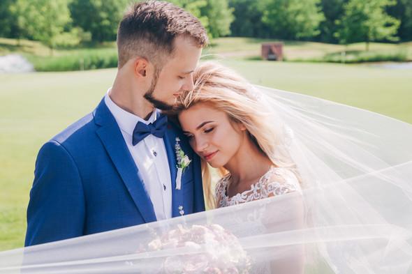 Wedding day M&D - фото №33