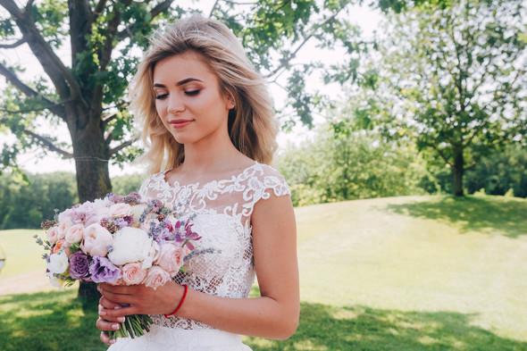 Wedding day M&D - фото №25