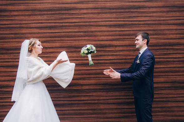 Wedding day K&V - фото №29