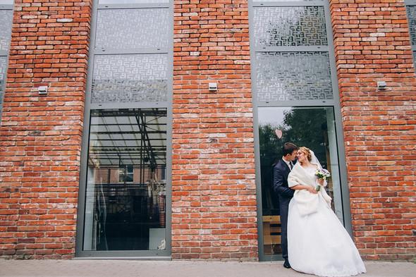 Wedding day K&V - фото №36
