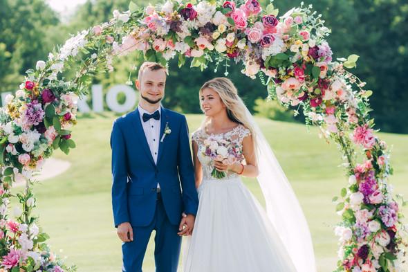Wedding day M&D - фото №49