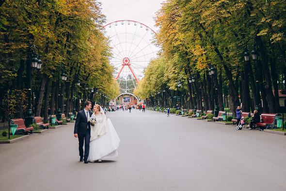 Wedding day K&V - фото №17