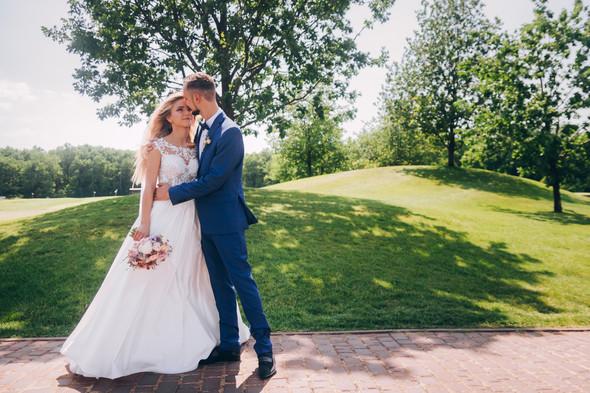 Wedding day M&D - фото №29
