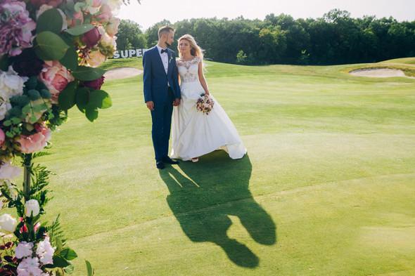Wedding day M&D - фото №51