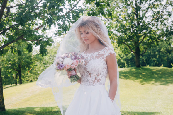 Wedding day M&D - фото №26