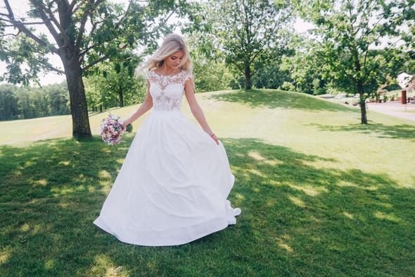 Wedding day M&D - фото №24