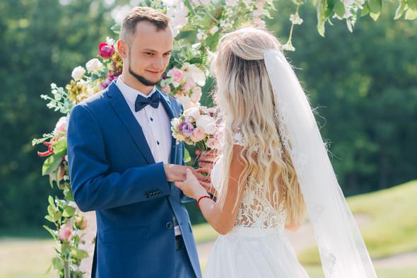 Wedding day M&D - фото №48