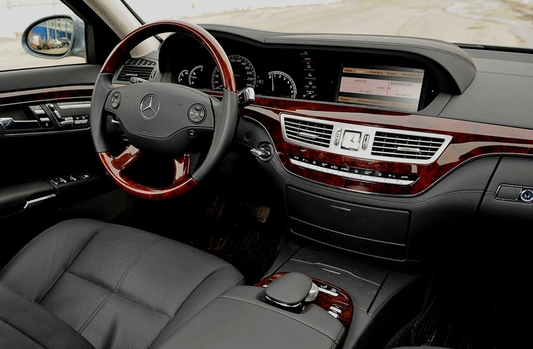 Mercedes S500 Long w221