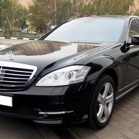 Mercedes S500 Long w221  - портфолио 1
