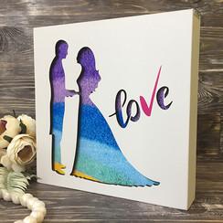 Love-box.com.ua Все для песочной церемонии - свадебные аксессуары в Киеве - фото 1