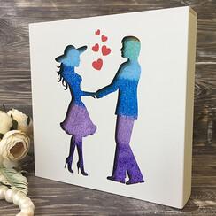 Love-box.com.ua Все для песочной церемонии - свадебные аксессуары в Киеве - фото 4