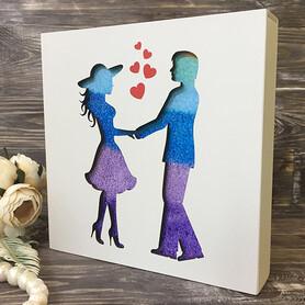 Love-box.com.ua Все для песочной церемонии - свадебные аксессуары в Киеве - портфолио 4