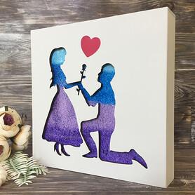 Love-box.com.ua Все для песочной церемонии - свадебные аксессуары в Киеве - портфолио 5